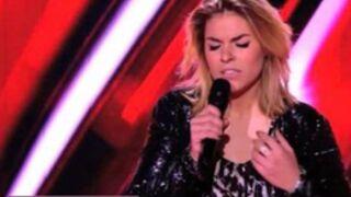 Sophie Tapie, fille de Bernard, tente les auditions à l'aveugle de The Voice