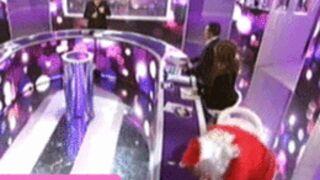 Malaise du Père Noël sur France 4 ! (VIDEO)
