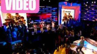 Hystérie au Grand Journal pour le Live de One Direction (VIDEO)