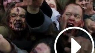 The Walking Dead : une attaque de zombies à New-York (video) !