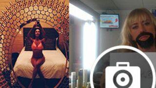 Instagram : Shy'm sexy avant d'aller se coucher, Enora Malagré barbue (33 PHOTOS)