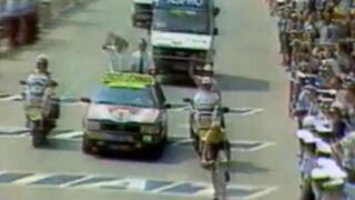 Tour de France. Souvenez-vous... Huit secondes éternelles (VIDEO)