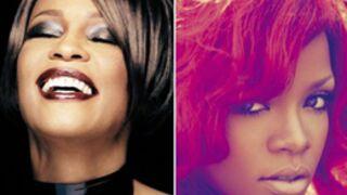 Rihanna veut incarner Whitney Houston au cinéma