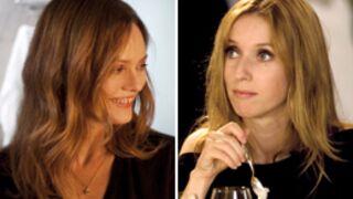Vanessa Paradis et Léa Drucker se font toutes petites