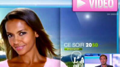"""#Morandini : une blague très limite sur Karine Le Marchand qualifiée de """"bouse"""""""