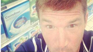 Twitter : Benjamin Castaldi se lâche, Shy'm se met au sport (PHOTOS)