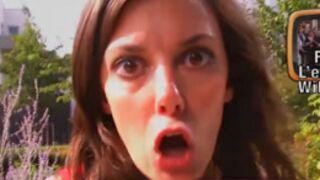 La Speakerine s'énerve beaucoup... mais vraiment beaucoup ! (VIDEO)