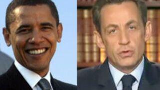 Obama et Sarkozy interviewés par Laurence Ferrari et David Pujadas