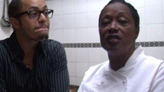 Exclu : Babette De Rozieres cuisine Ambroise Michel (VIDEO)