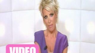 Buzz : Ophélie Winter se lâche sur Canal + ! (vidéo)