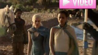 Game of Thrones : Les premières images de la saison 3 (VIDEO)