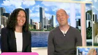Loana soutenue par Christophe et Julie de Loft Story (VIDEO)