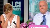 Une journaliste de LCI fond en larmes pour ses adieux (VIDEO)