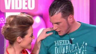 Norbert (Top Chef) drague Justine Fraioli dans Touche pas à mon poste (VIDEO)