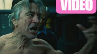 Robert de Niro en SDF dans Being Flynn (VIDEO)