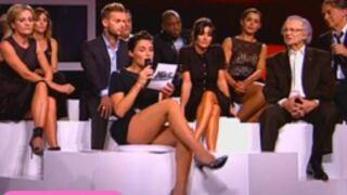 """Alessandra Sublet : """"Le combi-short ? J'assume et j'en suis fière !"""" (VIDEO)"""