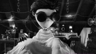 Frankenweenie : L'enfance de Frankenstein par Tim Burton (VIDEO)