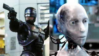 Robocop, Terminator, I Robot (W9)... Les robots mythiques du cinéma ! (14 PHOTOS)