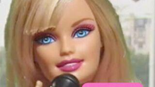 Barbie interviewe Ken dans le 13h de France 2 ! (VIDEO)