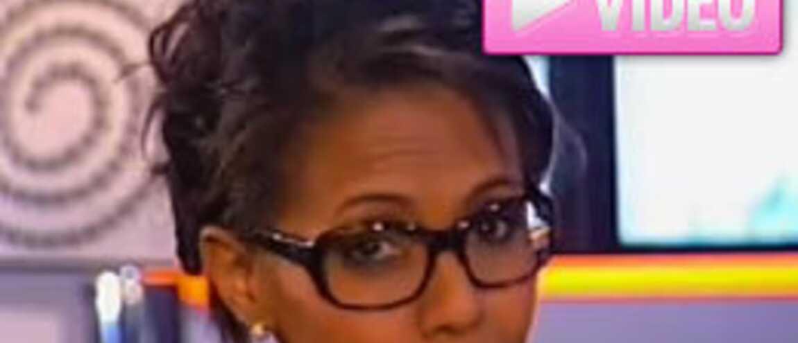 Audrey Pulvar porte-t-elle des lunettes à 15 000 euros   Elle répond...  (VIDEO) a780c7812df8