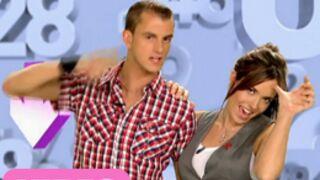 Le bêtisier de Kelly et Christopher (Les Ch'tis) dans le E-Classement (VIDEOS)