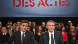 Audiences : Score en baisse pour Des paroles et des actes avec Bayrou