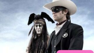 The Lone Ranger : Première bande-annonce avec Johnny Depp (VIDEO)