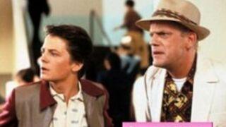 Doc et Marty McFly (Retour vers le futur) réunis dans la série de Michael J. Fox !