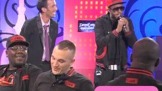 Sexion d'Assaut : Le groupe de rap parodie The Voice (VIDEO)