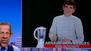 Arnaud Montebourg a sa marionnette aux Guignols (VIDEO)