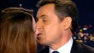 TF1 a retrouvé l'auteur de la fuite du baiser entre Carla Bruni et Nicolas Sarkozy