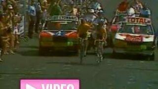 Tour de France. Souvenez-vous... le triomphe de Bernard Hinault (VIDEO)
