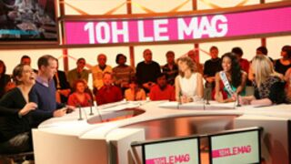 TF1 arrête 10h le mag le samedi