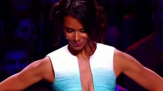 """Zapping people : Shy'm et sa robe ultra-sexy, Alessandra Sublet et son """"soutif"""""""