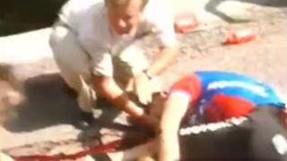 Tour de France. Souvenez-vous... Fabio Casartelli, le drame (VIDEO)