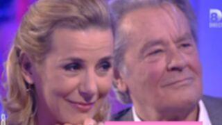 Pour la 100è du Grand 8, Laurence Ferrari est en larmes face à son mari (VIDEO)