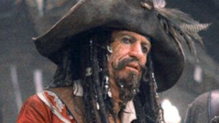 Keith Richards dans Pirates des Caraïbes 4