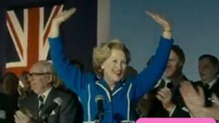Meryl Streep dans la peau de Margaret Thatcher (VIDEO)
