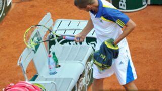 Roland-Garros : Une raquette explosée, l'anniversaire de Rafael Nadal (PHOTOS)