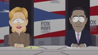 Barack Obama en guest dans South Park !