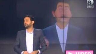 Cyril Hanouna réagit sur sa marionnette des Guignols (VIDEO)
