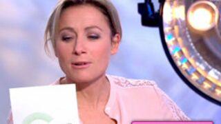 C à vous : La boulette d'Anne-Sophie Lapix... Oups ! (VIDEO)