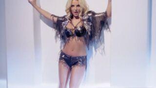 Britney Spears plus sexy que jamais pour le clip de Work B**ch