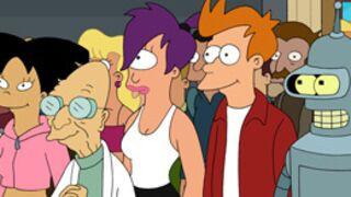 La série Futurama s'arrête définitivement