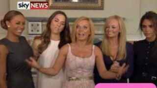 Les Spice Girls enfin réunies ! (VIDEO)