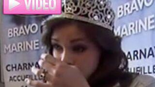 Zapping people : l'angoisse de Miss France, Audrey Pulvar au pole dance (VIDEO)