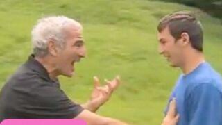 Raymond Domenech pousse à bout un candidat ! (VIDEO)