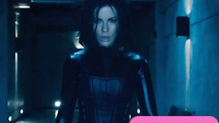 Underworld 4 : Kate Beckinsale plus sexy que jamais (VIDEO)