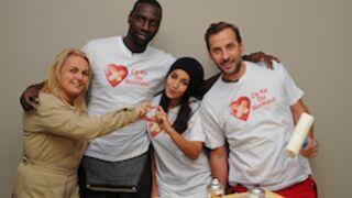 D&CO : Omar et Fred, Florence Foresti, Leïla Bekhti... à vos pinceaux ! (VIDEO)