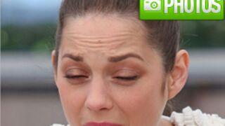 Cannes 2013 : Les drôles de têtes de Marion Cotillard ! (PHOTOS)